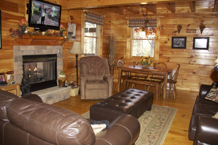 Vacation Rental Property in Gatlinburg, Tennessee - Gallery Image #3