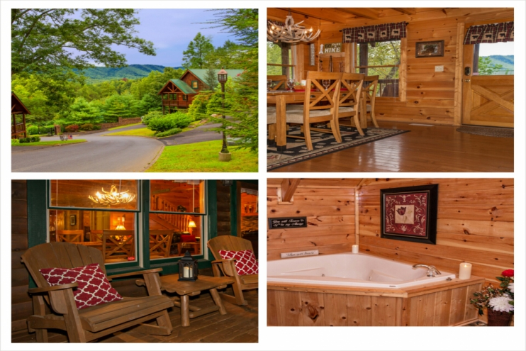 A Cabin Doesnu0027t Get Much Better Than This! 5 STAR REVIEWS~LUXURY~1 Mile Tou2026