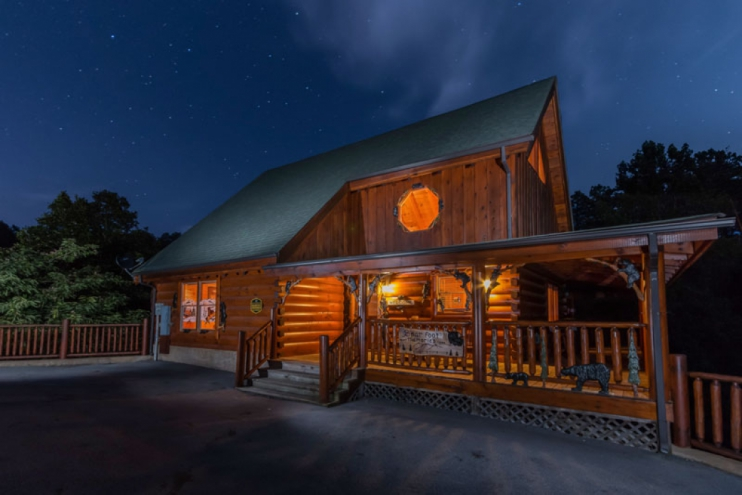 Merveilleux Bear Creek Crossing Resort   Pigeon Forge, TN Cabin Rental