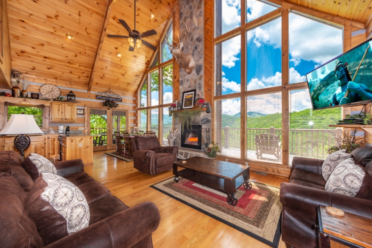 Hickory Hollow - Sevierville, TN Chalet Rental (0)