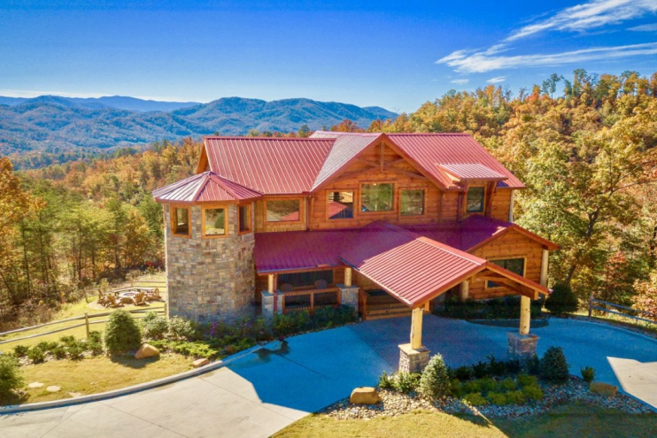 Pigeon Forge Private Properties - Pigeon Forge, TN Castle Rental (0)