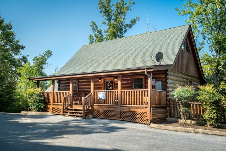 Bear Creek Crossing Resort - Pigeon Forge, TN Cabin Rental (0)