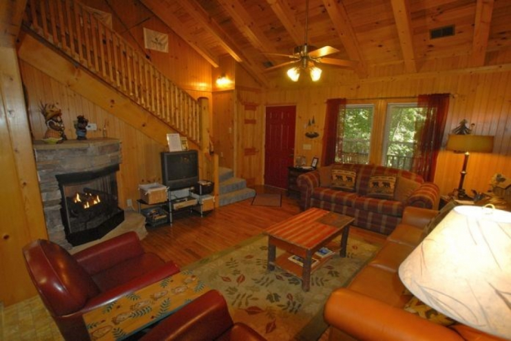 Maggie Valley, North Carolina Cabin Rental - Gallery Image #6