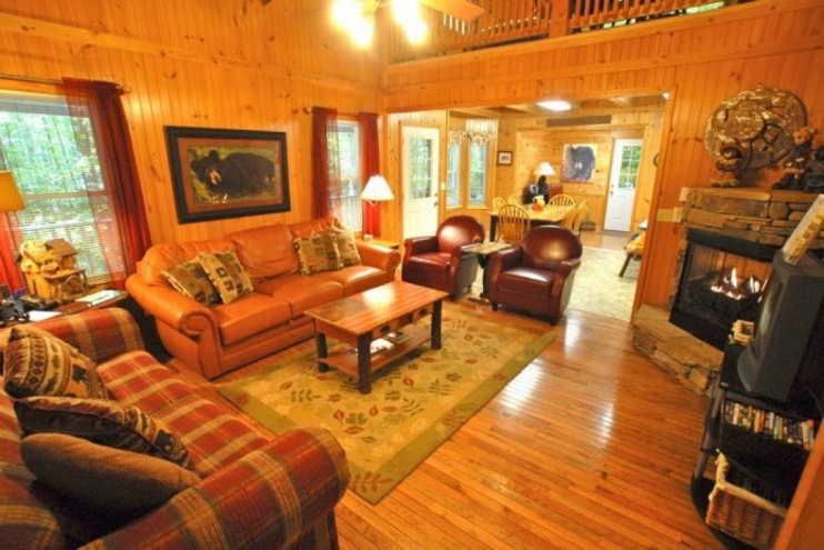 Maggie Valley, North Carolina Cabin Rental - Gallery Image #7