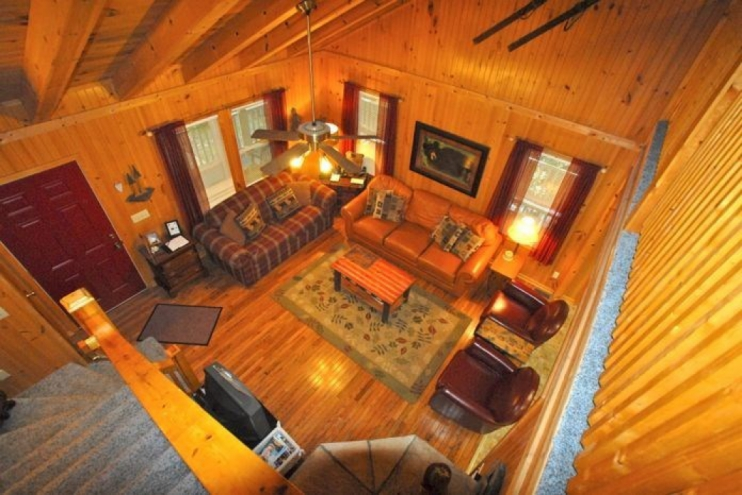 Maggie Valley, North Carolina Cabin Rental - Gallery Image #8