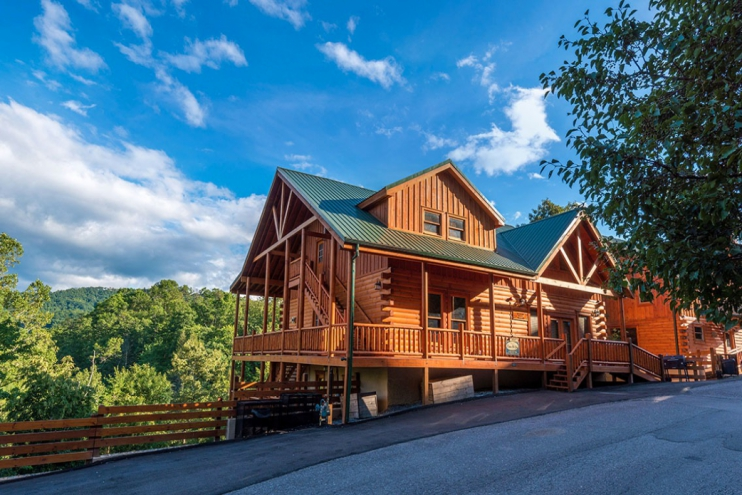 Sherwood Forest Resort - Pigeon Forge, TN Cabin Rental (0)