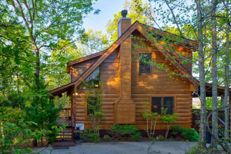 Smoky Mountain Ridge - Pigeon Forge, TN Cabin Rental (0)