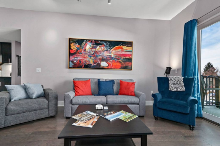 Asheville, North Carolina Condo Rental - Gallery Image #4