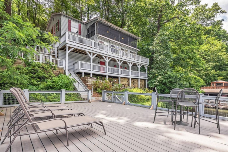 Lake Lure Private Properties - Lake Lure, NC Cottage Rental (0)