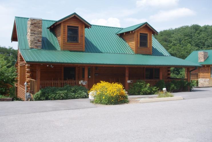 Eagles Ridge North   Pigeon Forge, TN Cabin Rental