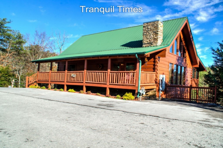 Eagles Ridge North - Pigeon Forge, TN Cabin Rental (0)