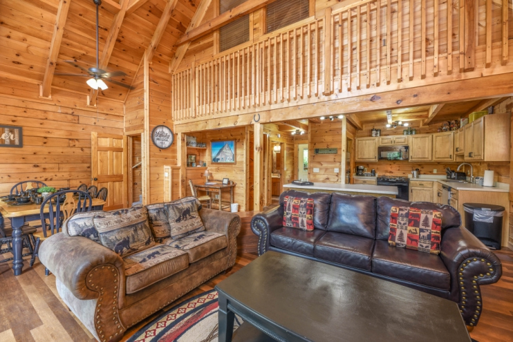 Mountain Shadows - Gatlinburg, TN Cabin Rental (0)