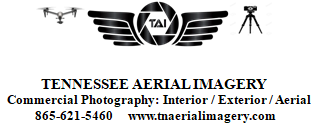 Tennessee Aerial Imagery logo